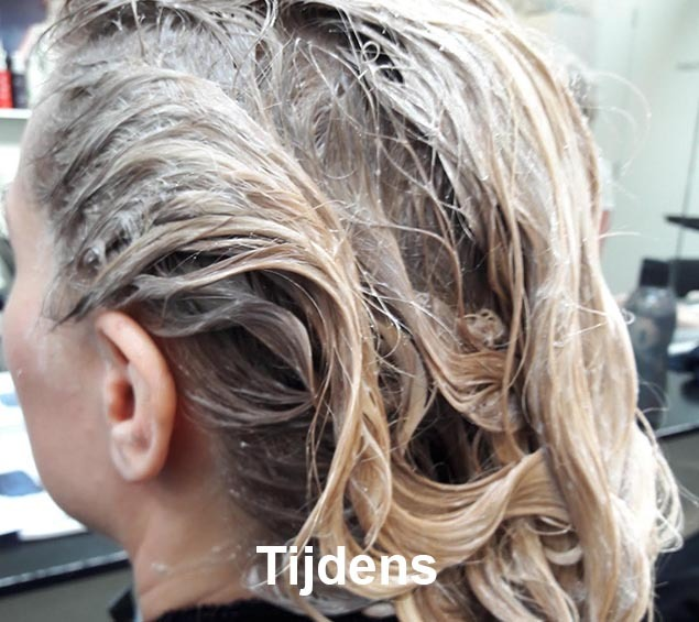 Haarstijl Inge - Trainingen - Blonde with Love 2018 - Kadus Professional foto 3 tijdens