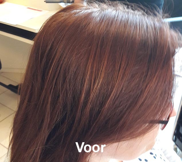 Haarstijl Inge - Trainingen - Demi Permanent Color 2017 - Kadus Professional foto 1 voor