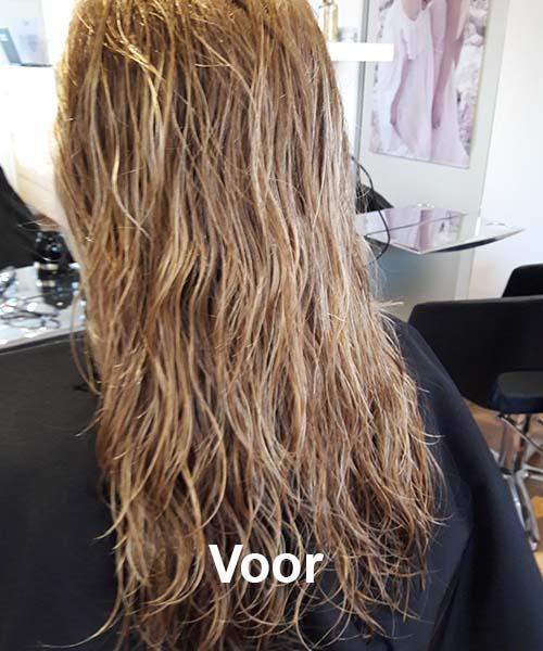 Haarstijl Inge - Voorbeelden van kapsels - hair style 1 voor