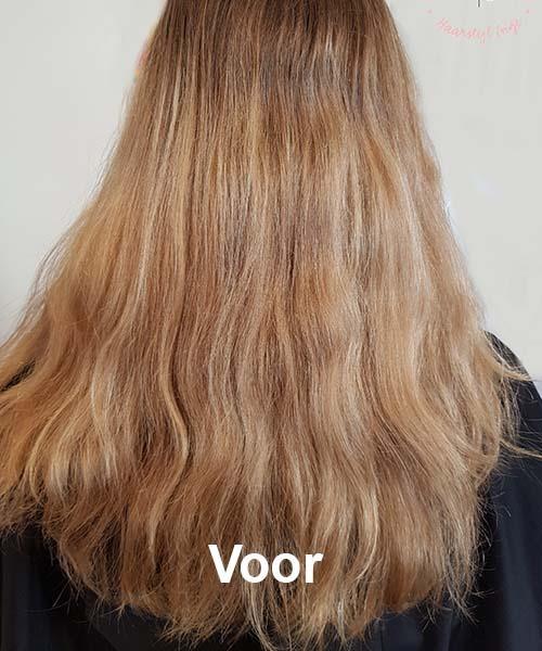 Haarstijl Inge - Voorbeelden van kapsels - hair style 10 voor