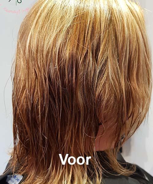 Haarstijl Inge - Voorbeelden van kapsels - hair style 11 voor