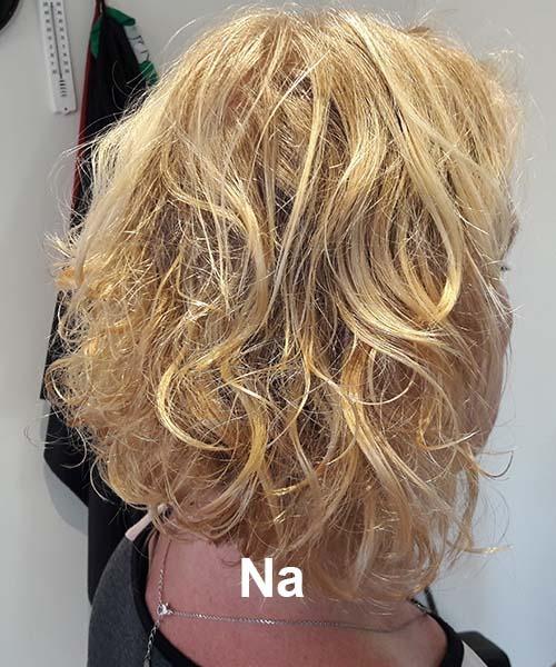 Haarstijl Inge - Voorbeelden van kapsels - hair style 2 voor