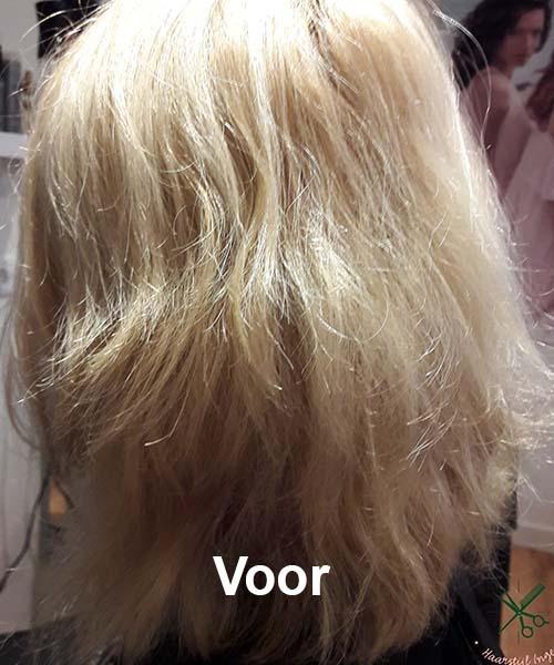 Haarstijl Inge - Voorbeelden van kapsels - hair style 4 voor