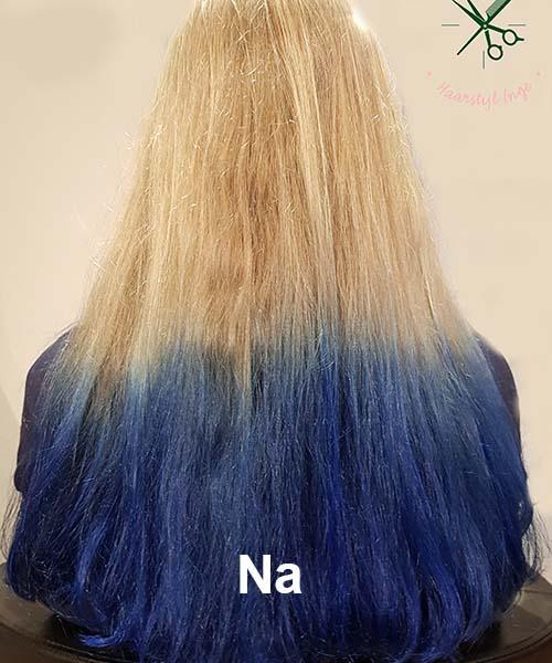 Haarstijl Inge - Voorbeelden van kapsels - hair style 9 na