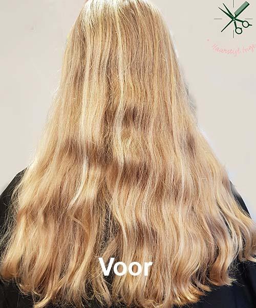 Haarstijl Inge - Voorbeelden van kapsels - hair style 9 voor