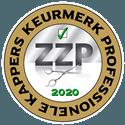 Haarstijl Inge - Keurmerk professioneel kappers zzp 2020 web